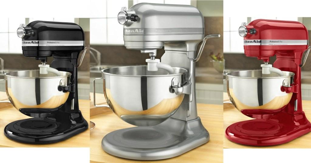 Macy S Kitchenaid 5 Quart Professional Stand Mixer Only