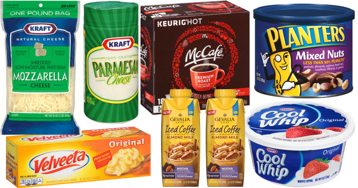 graphic regarding Gevalia Printable Coupon named 10 Fresh new Kraft Brand name Discount codes \u003d *Incredibly hot* Package upon Gevalia McCafe