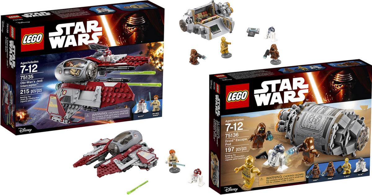 Kmart Com Save Big On Star Wars Lego Sets Hip2save