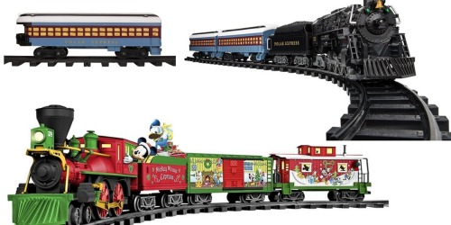 Amazon: Up to 40% Off Lionel Train Sets