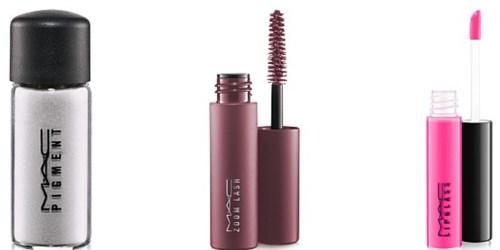 Macy's: MAC Little MAC Cosmetics ONLY $5 Shipped (Reg. $10) + Earn $10 In Macy's Money