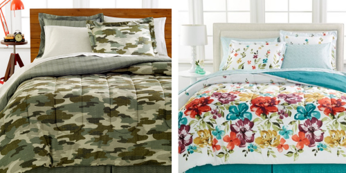 Macy's: EIGHT Piece Bedding Sets As Low As $16.99 (Regularly $100)