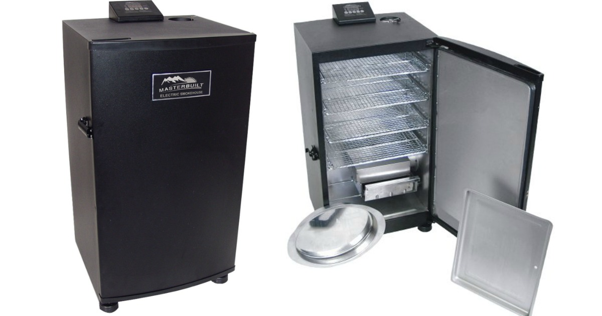 Amazon Masterbuilt 30 Quot Electric Digital Smoker Only 129 99 Shipped Regularly 177 50 Hip2save