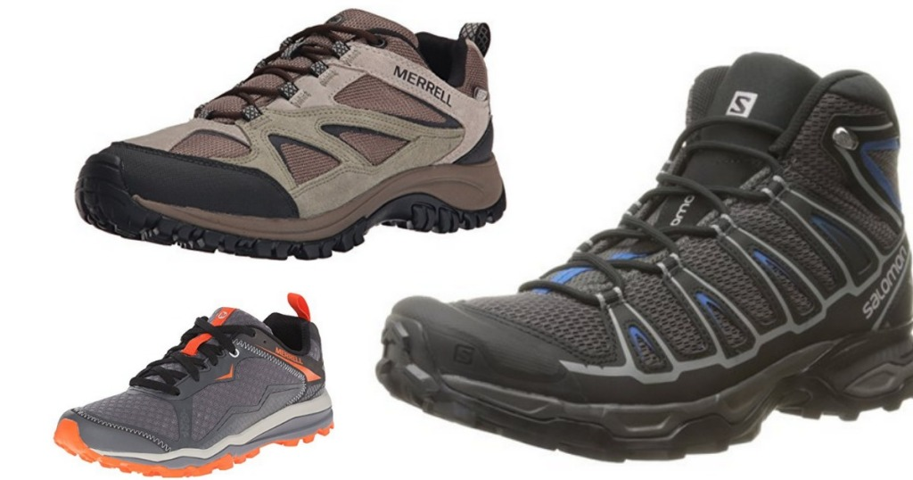 d4ffc1c7c6b27 Amazon: Up to 40% Off Hiking Shoes - Merrell, Salomon & More (Today ...