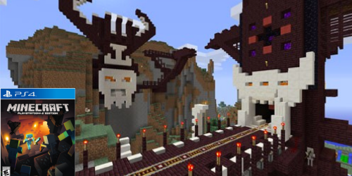 Amazon Prime: Minecraft PlayStation 4 Game Only $13.49 Shipped (Regularly $19.99)