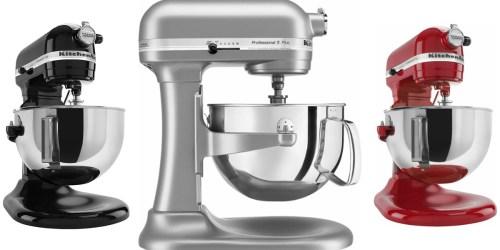 KitchenAid Professional 5 Series Plus Mixer ONLY $199.99 Shipped (Regularly $499.99)
