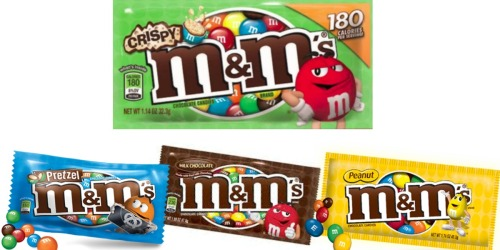 Rare Buy 1 Get 1 Free M&M's Candies Coupon = 2 FREE Bags at CVS (11/24 Only) + More