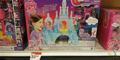 Target Shoppers! *HOT* Toy Deals – My Little Pony Castle Only $19.99 (Reg. $39.99) & More