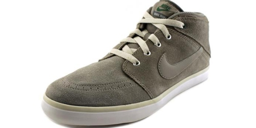Nike Men's Leather Sneakers Only $24.99 Shipped (Regularly $80)