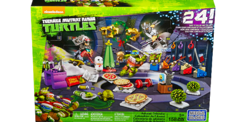 Target: Ninja Turtles Advent Calendar Only $11.99 Shipped (Reg. $23.99)