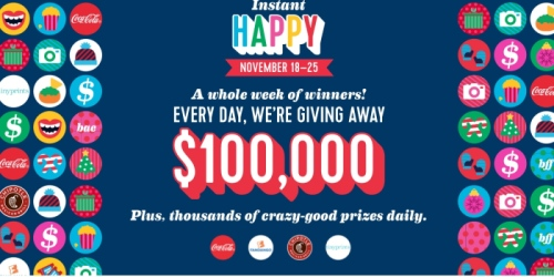 Old Navy Sweepstakes: 8 Win $100,000 (+ Score Fandango Tickets, Tiny Prints Codes & More)