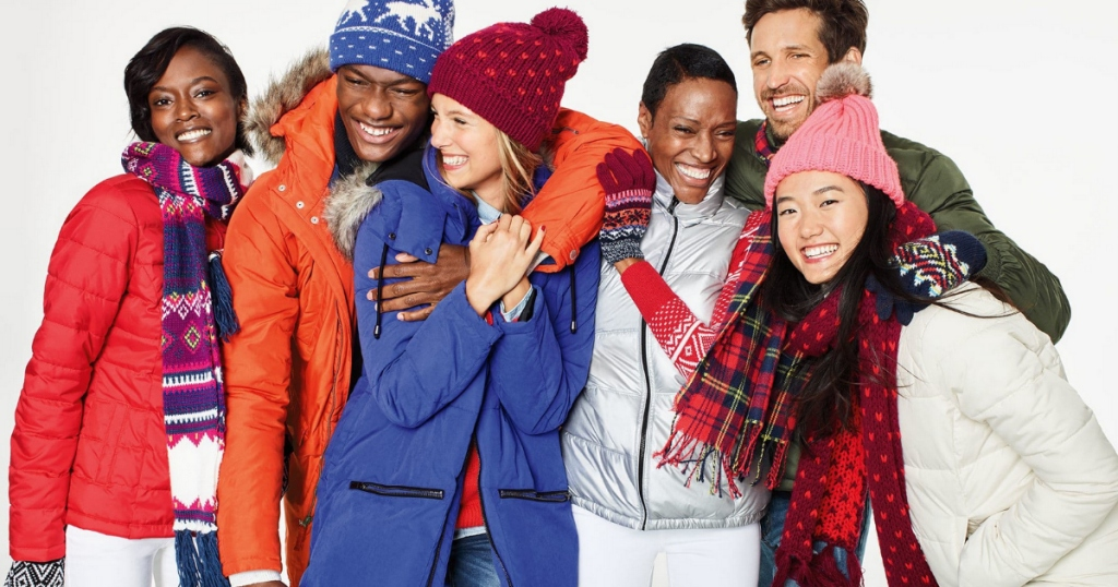 Old Navy 50 Off Outerwear 3 Sweaters Only 2991 Shipped 8