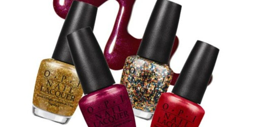 Sign Up NOW to Possibly Test FREE O.P.I. Nail Lacquer
