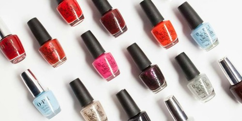 500 Will Test FREE O.P.I. Nail Lacquer (Sign Up Now)