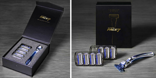 Dorco: Pace 7 Premium Gift Set Only $13.75 (Regularly $27.50)