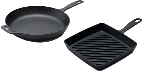 Kohl's: Food Network 12-inch Pre-Seasoned Cast-Iron Skillet ONLY $8.49 (regularly $29.99)