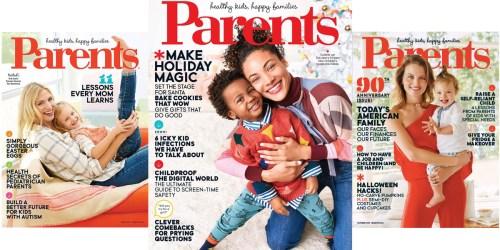 FREE Parents Magazine Subscription
