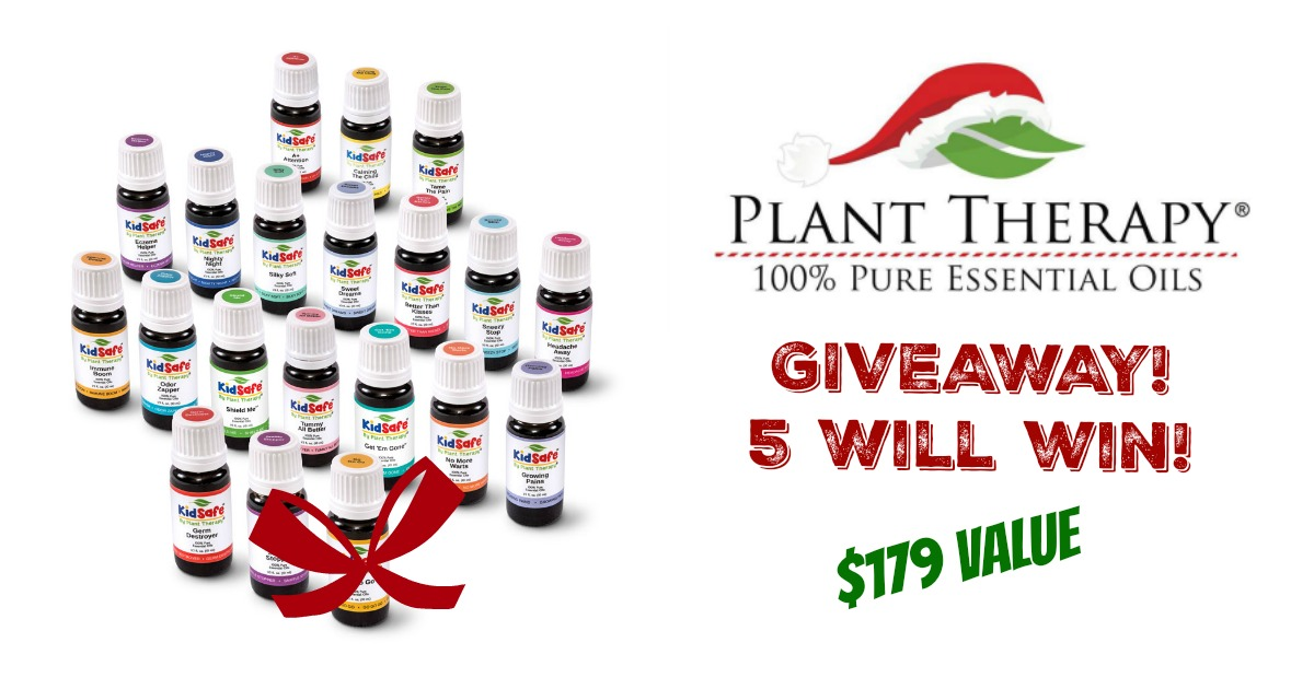 Plant Therapy Giveaway