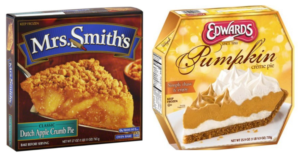 graphic about Edwards Pies Printable Coupons named Fresh new $0.50/1 Edwards Mrs. Smiths Pie Discount codes (Fantastic for