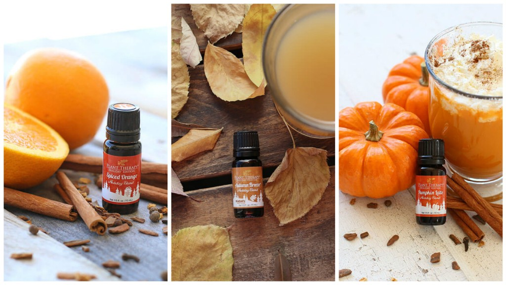 Plant Therapy Save On Fall Blends Essential Oils Spiced Orange