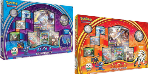 Target: 2016 Pokemon Alola Collection Figure Boxes Only $23.99 Shipped