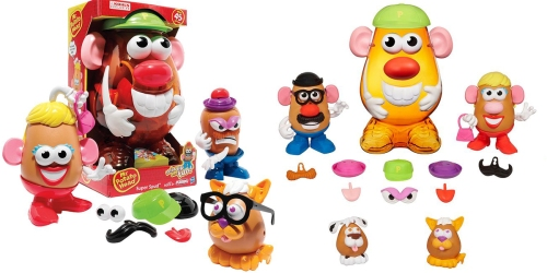 Kohl's: Playskool Mr. Potato Head Super Spud ONLY $15.29 (Regularly $49.99)