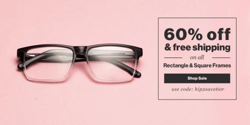 GlassesUSA: Prescription Glasses Only $19.20 Shipped