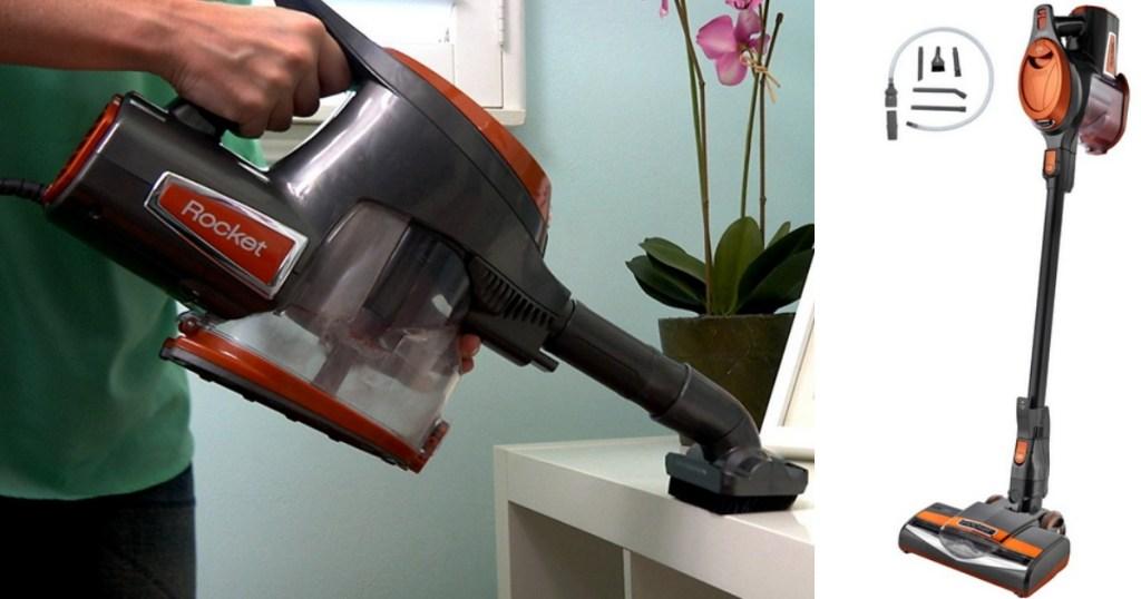 Amazon Shark Rocket Ultra Light Upright Vacuum Only 10399 Shipped