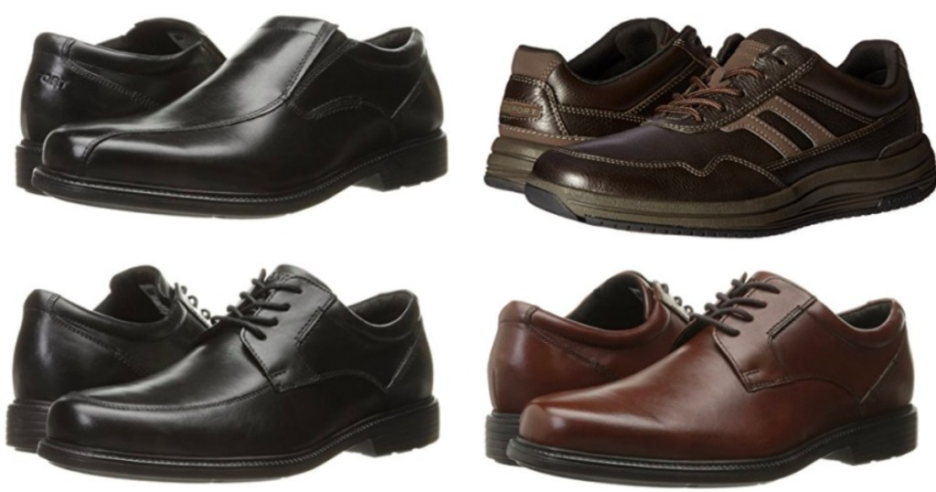 90bf6bf57f5 Amazon: 50% Off Rockport Men's & Women's Shoes - Hip2Save