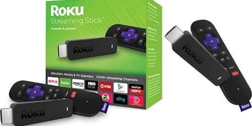 Roku 3600R Streaming Stick 2016 Model Only $34.99 Shipped (Regularly $49.99)