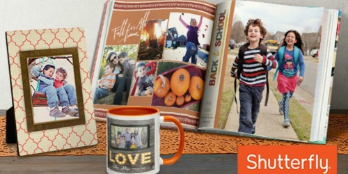 My Coke Rewards: $20 To Spend at Shutterfly (Just Pay Shipping)