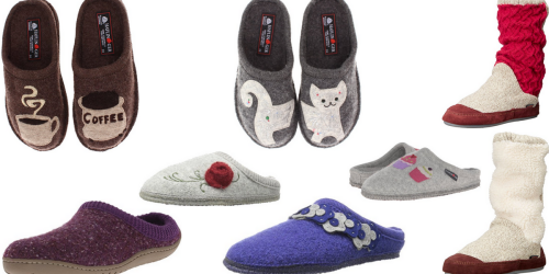 Amazon: Big Savings on Highly Rated Halfinger Slippers & More