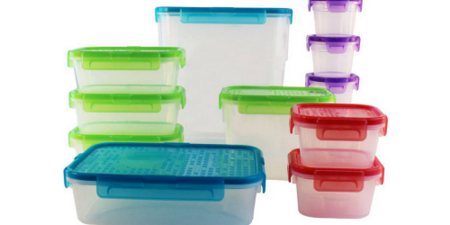 Walmart: Snapware Airtight 24-Piece Food Storage Set ONLY $9.99 (Regularly $29.99)