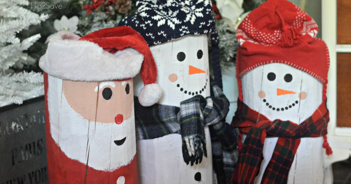 snowman-and-santa-christmas-logs-hip2save-com