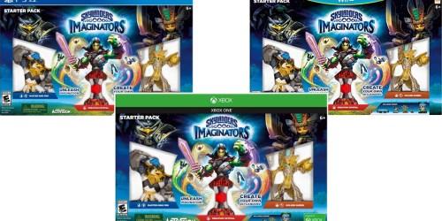 Amazon: Skylanders Imaginators Starter Packs Only $39.99 (Regularly $74.99)