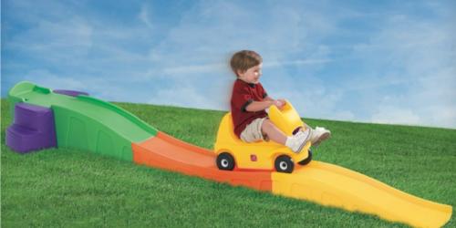 Step2 Roller Coaster ONLY $69.99 (Regularly $119.99)