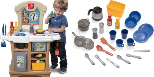 ToysRUs.com: Step2 Little Cooks Kitchen Only $29.99 Shipped (Regularly $49.99)