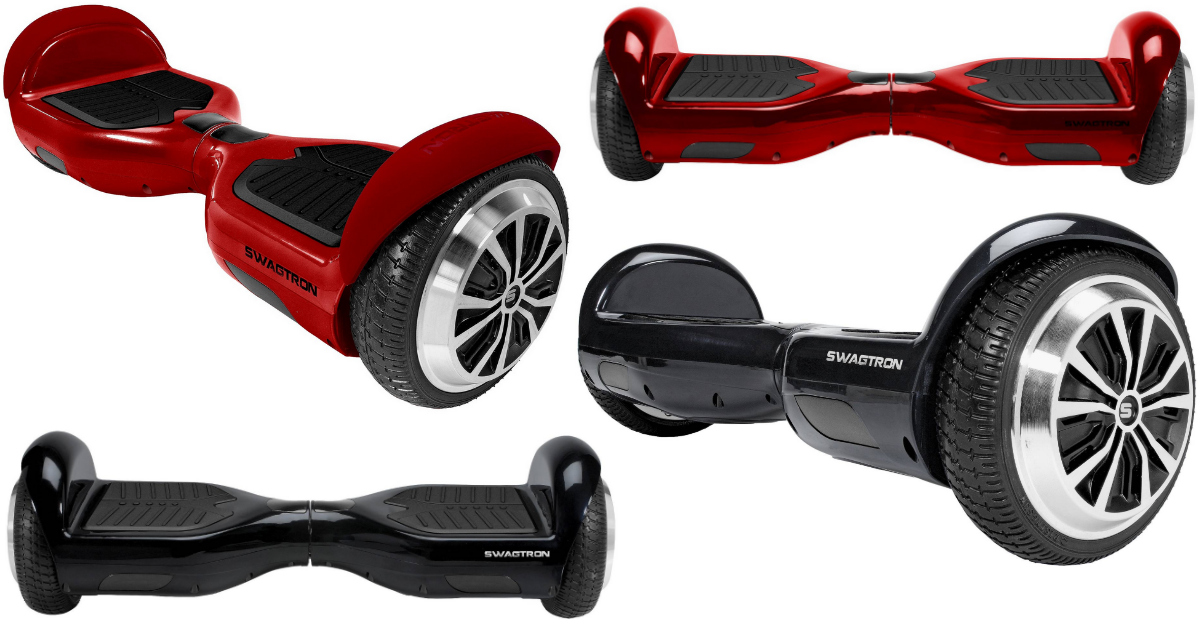 Target com: Swagtron T1 Hoverboard Only $349 99 Shipped + Free $100