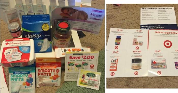 target-wellness-box