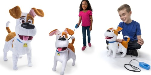 Amazon: The Secret Life of Pets Best Friend Max Only $39.99 (Regularly $49.99)