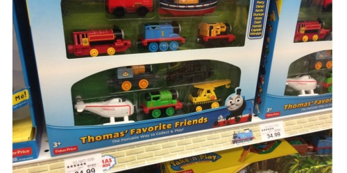 ToysRUs: Fisher-Price Thomas & Friends Take-n-Play Pack Only $14.99 (Regularly $34.99)