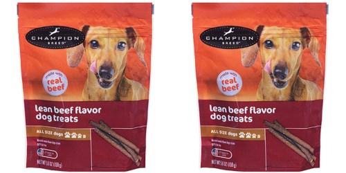 Kmart: Free Champion Breed Dog Treats eCoupon (Must Load Today)