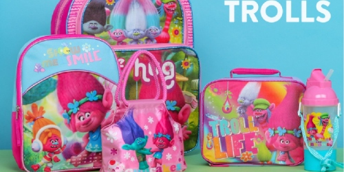 Hollar: Big Savings On Trolls Items Including Backpacks & Lunch Bags (Prices Start at $1)