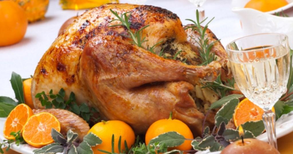 Turkey from shoprite
