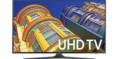 Best Buy: Samsung 50″ Class Smart HD TV Only $397.99 Shipped (Regularly $649.99)