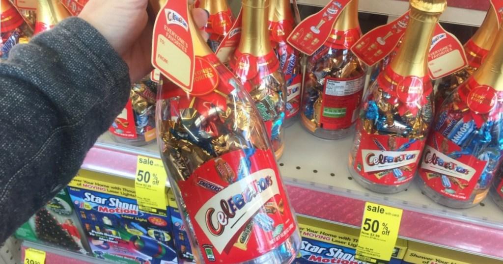 Mars Celebration Bottles