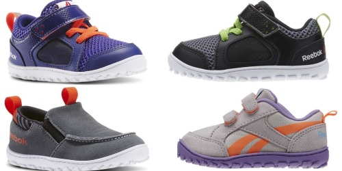 *HOT* Reebok Infant & Toddler Shoes ONLY $12.48 Shipped (Regularly $37.99)
