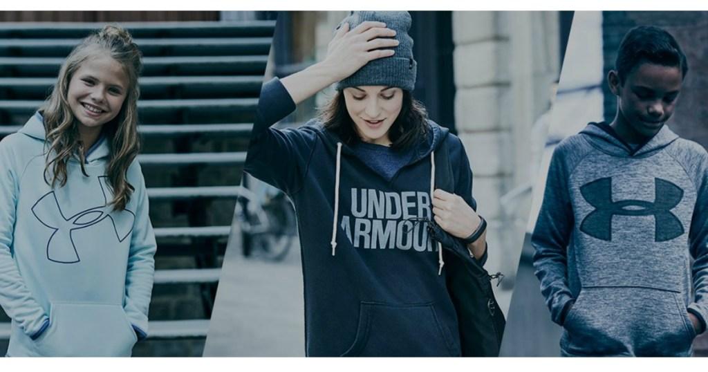 Under Amour Sale