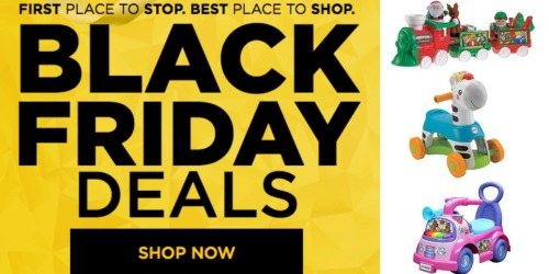 Kohl's.com: Black Friday Deals LIVE Now (Save BIG on Toys & MUCH More!)