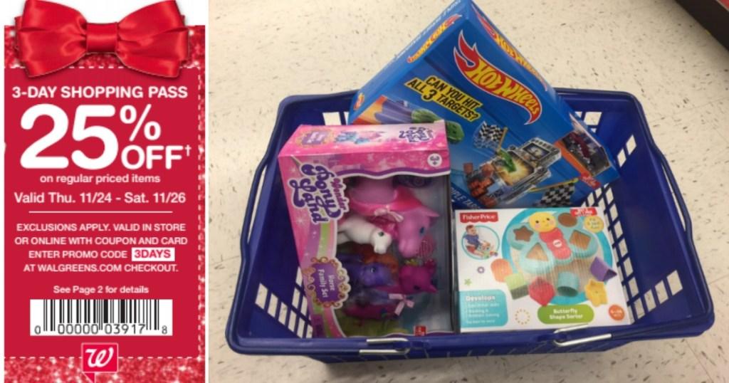 Walgreens Toys Deals